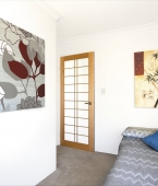 Shoji Screens - Bedroom Door